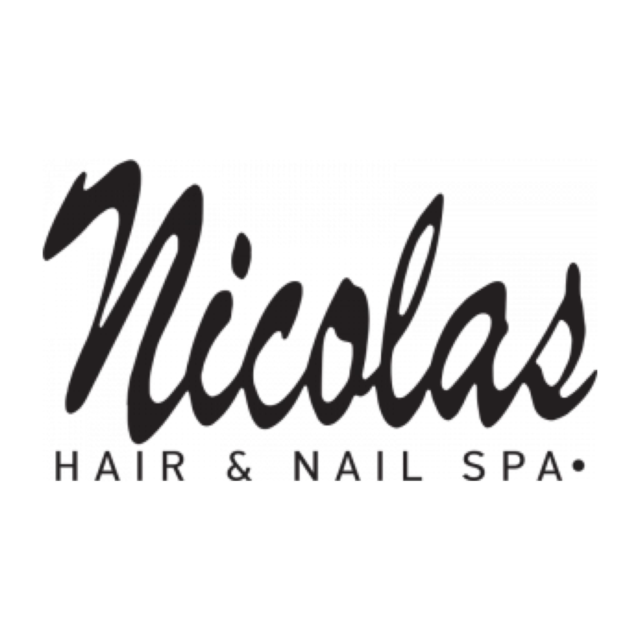 nicolas hair